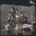 26 astronauts on the moon