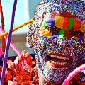 Dominican Republic beauty- carnaval