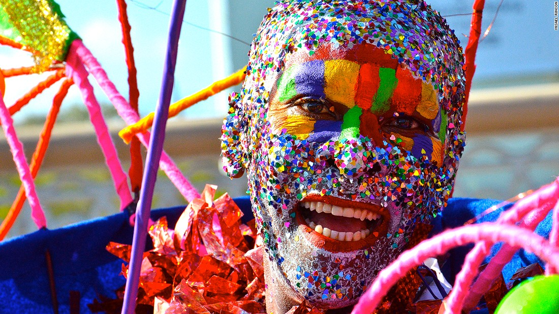 OK, it's not technically a place but we can't resist mentioning the beauty, color and uniquely Dominican spirit of February Carnival celebrations throughout the country.