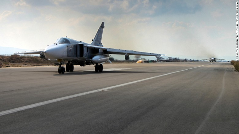 How Russia is selling air campaign in Syria