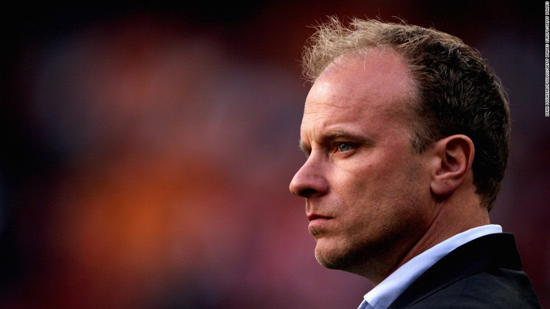 Alongside De Boer is another member of the class of '95. Dennis Bergkamp was a product of Ajax's youth academy who made the move abroad -- to Inter Milan. After a difficult time in Italy, Bergkamp joined Arsenal and excelled. Now assistant manager to De Boer, Bergkamp is renowned and revered as one of Arsenal's greatest ever players.
