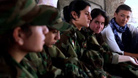 Sun Brigade: The women taking on ISIS