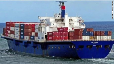 All those aboard El Faro were killed.