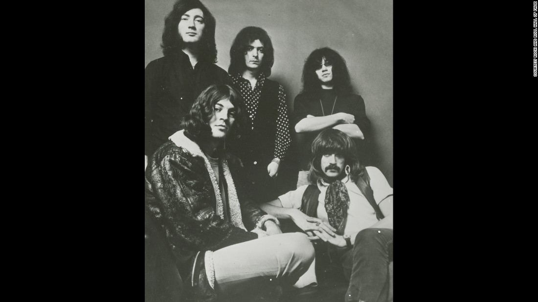"Deep Purple helped to establish the popularity of hard rock, selling more than 100 million albums. Along with Black Sabbath and Led Zeppelin, Deep Purple is part of the ""holy trinity of hard rock and metal bands,"" according to the Rock and Roll Hall of Fame."