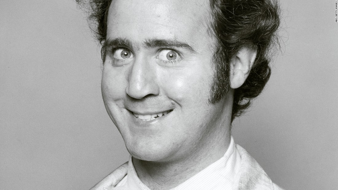 "The world still hasn't come to terms with the loss of Andy Kaufman. Given that Kaufman was a sublime comedian and consummate prankster, there are those who still cling to the hope that the actor/performance artist faked his own death. But as far as we know, comedy lost a great in May 1984, when a 35-year-old Kaufman died of a rare form of cancer. Rather than stew on the ""what ifs,"" we'll instead say to Kaufman, ""tank you veddy much."""