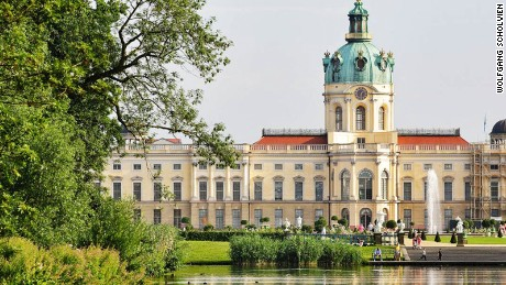 Nothing ever stays the same in Berlin? Try telling that to Charlottenburg Palace.