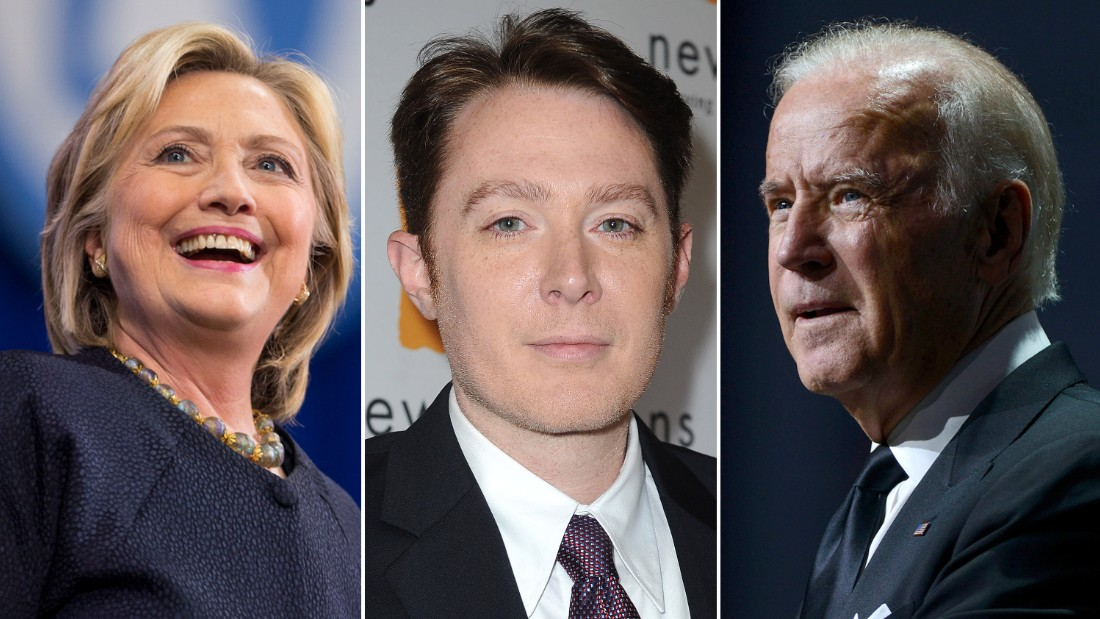 Clay Aiken drops Clinton for Biden, praises Trump