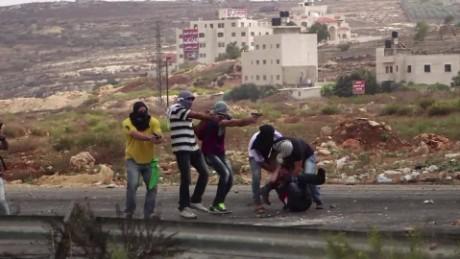 violence bridge israel undercover palestinians mclaughlin _00000925