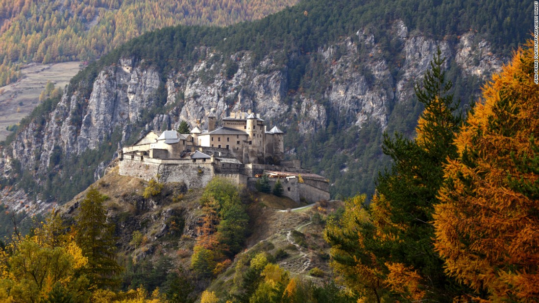 In 2000, France introduced a 35-hour work week to encourage companies to hire more people. Parisians have the most relaxed working schedule in the world according to a UBS report, leaving them plenty of time to visit the picturesque Queyras Castle (pictured) near the French Alps for business or pleasure.