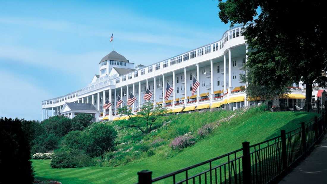 Best u s historic hotels for 2015 cnn travel for Best hotels in united states
