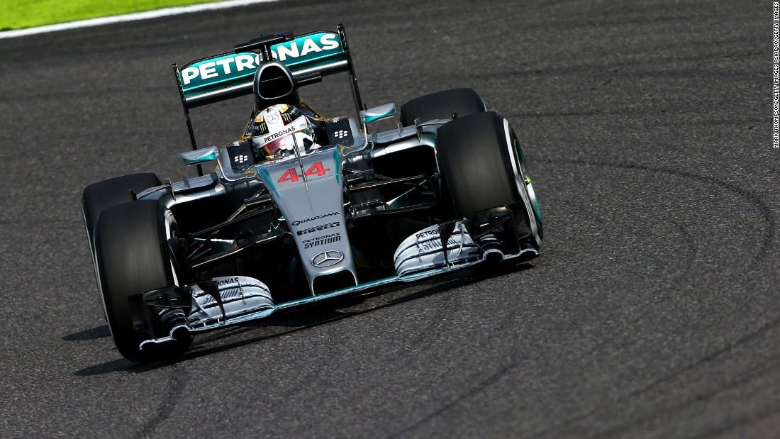 "September started and finished with victories for Hamilton as he followed up the disappointment of being forced to retire in Singapore with success at the Japanese Grand Prix. He took the lead early from pole-positioned Rosberg before cruising to his eighth win of the season to take him 48 points clear at the top of the championship with five rounds left. ""It was important for us to strike back. We didn't bring our A game in Singapore and we had to bring it today,"" he said."