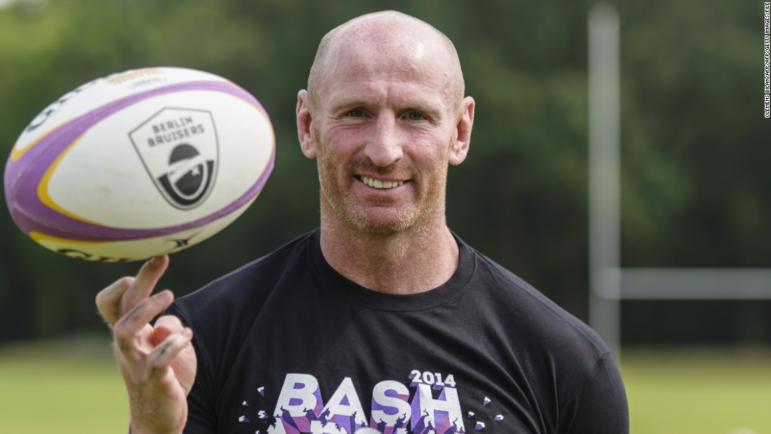 "Former Wales captain and British Lions star Gareth Thomas came out in 2009 -- which had a huge impact on Steelers player Mark Bithell. ""It was such a positive message to send out. Before these people came out and before our team started playing fixtures, I think there was a perception that gay men just did theater."""