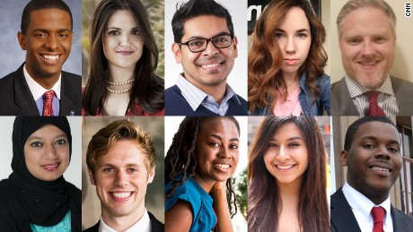Millennials: What they want from the candidates