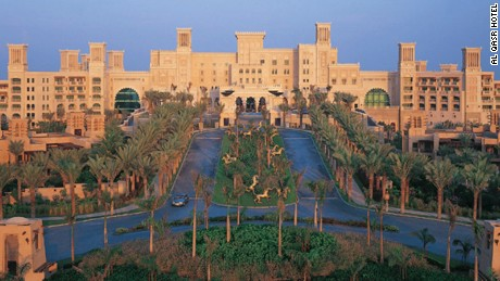 """""""The Palace"""" of Dubai. Literally."""