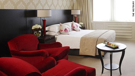 The Westbury is just a few minutes' walk from Dublin's best stores.