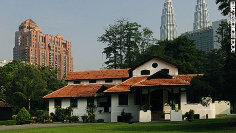Proceeds from all items sold at Badan Warisan Malaysia are used for heritage conservation projects.