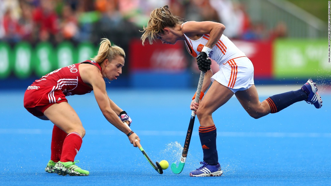 "You could say Ellen Hoog is the model sportswoman -- the Dutch hockey star is on course to make Olympic history, and she has the perfect answer to those who focus on her looks rather than her stick work. <a href=""http://edition.cnn.com/2015/10/07/sport/ellen-hoog-dutch-hockey-star-model/index.html"" target=""_blank"">Read more</a>"