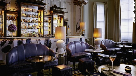 Behold the best bar in the world for 2014 -- The Artesian in London.