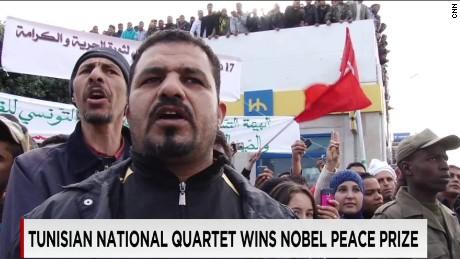Tunisia Nobel Peace Prize BLACK PKG_00021917