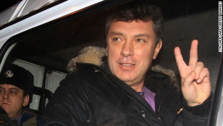 Russia to charge 5 in Boris Nemtsov's killing