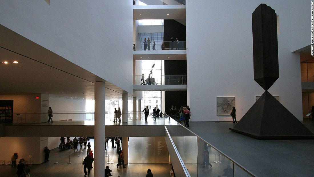 <strong>MoMA (New York): </strong>The Museum of Modern Art (MoMA) is one the world's most trafficked museums, drawing more than 3 million annual visitors. The museum offers a select number of one-hour private guided tours outside of regular operating hours.