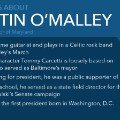 martin omalley facts mullery