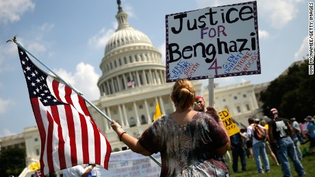 Former investigator rails against Benghazi Committee