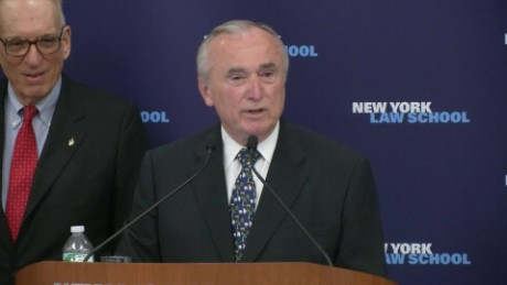 NYPD Commissioner Bratton woman marijuana sot_00005124