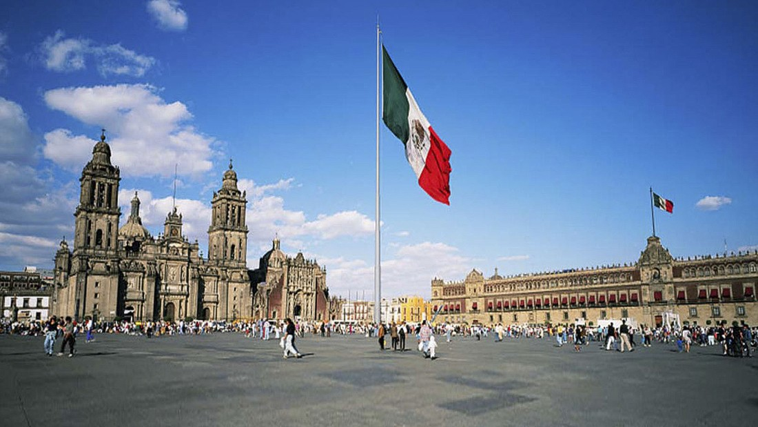 Mexico city insider travel guide for Vacation in mexico city
