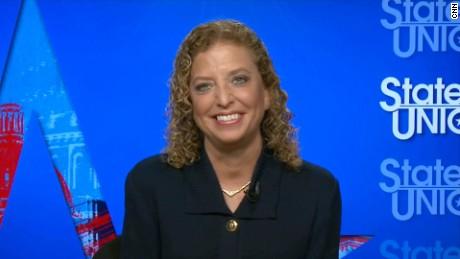DNC Chair Debbie Wasserman Schultz on 'State of the Union'