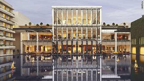 The Oberoi, Gurgaon: business made beautiful.