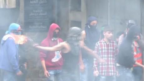 Israeli-Palestinian tension escalates