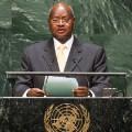 Yoweri Museveni UN