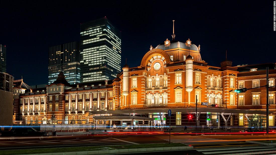 Japan 39 s tokyo station hotel for Hotels japon