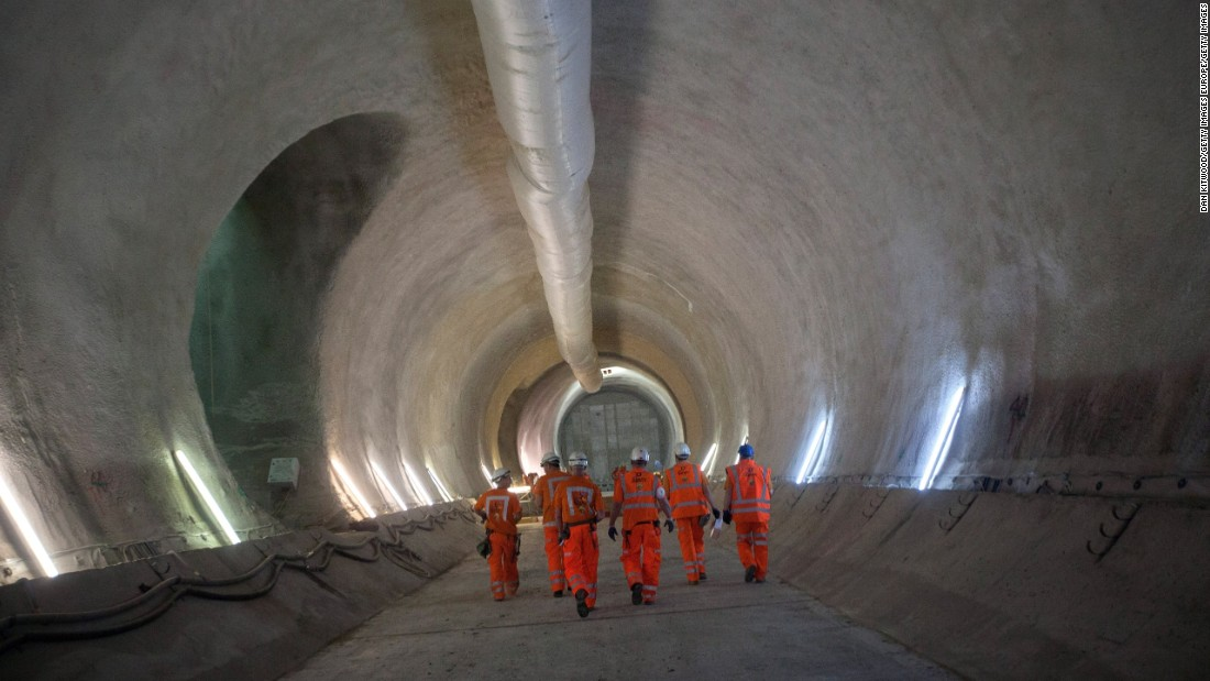 The $20-billion megaproject winding its way under central London is in its final stages, and stations at Bond Street, Canary Wharf, Custom House, Farringdon, Liverpool Street, Tottenham Court Road and Whitechapel will all get an advanced public preview.