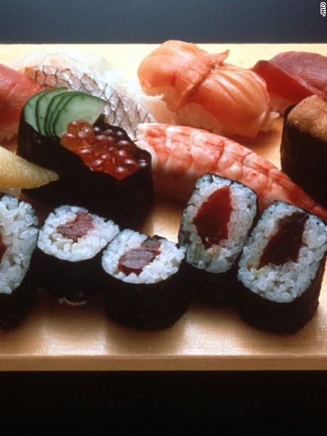 JNTO -- Sushi