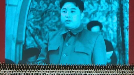 north korea weekend concert dnt ripley _00011104
