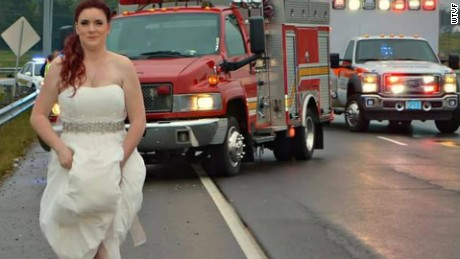 paramedic bride to the rescue Tennessee _00012709