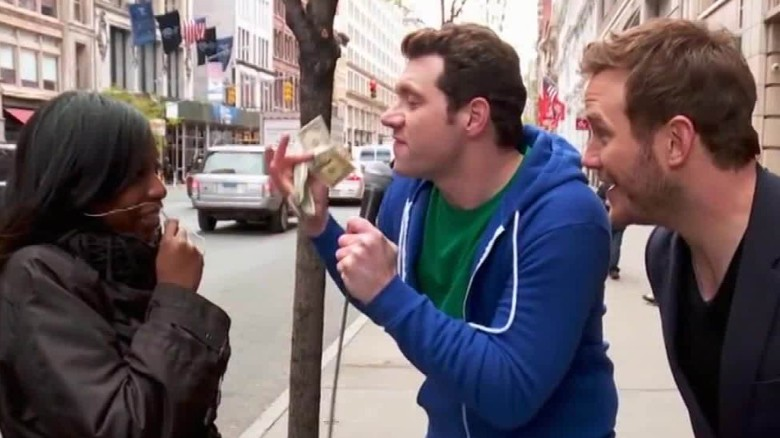 Chris Pratt Billy Eichner Daily Hit NewDay_00002507