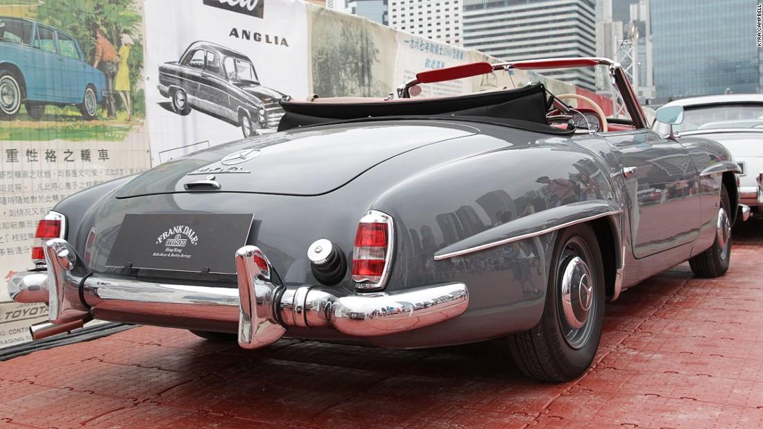 Rare Cars Worth Millions On Show Cnn