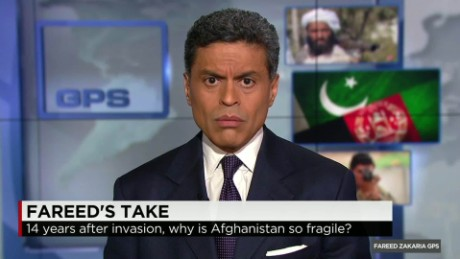 Fareed's Take: Pakistan and the Taliban