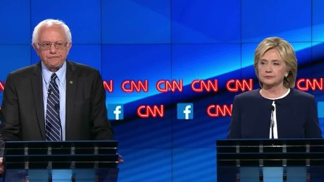 hillary clinton democratic debate bernie sanders gun record 10_00001727