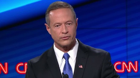 Martin O'Malley: Let's talk about the issues