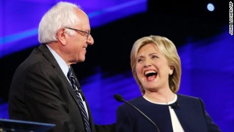 The first Democratic debate