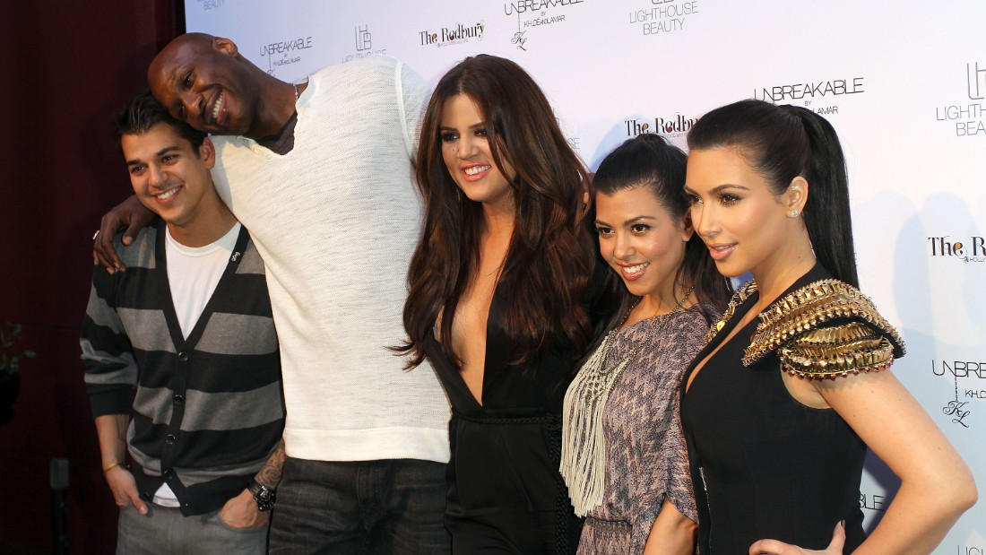 Lamar odom troubles show kardashian family ties cnn for What s up with the kardashians
