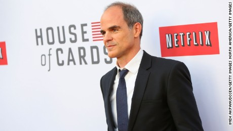 Actor Michael Kelly attends Netflix's 'House Of Cards' For Your Consideration Q&A Event on April 25, 2013 in North Hollywood, California.