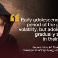 new studies teens moodiness