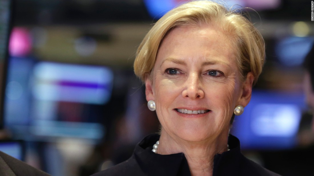 Ellen Kullman, who will be leaving her post as chief executive officer of DuPont at the end of October, played college basketball for two years at Tufts University.