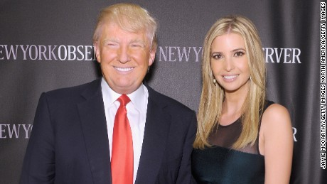Ivanka Trump: 'Disturbed' by New York Times story