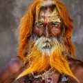 steve mccurry orange beard